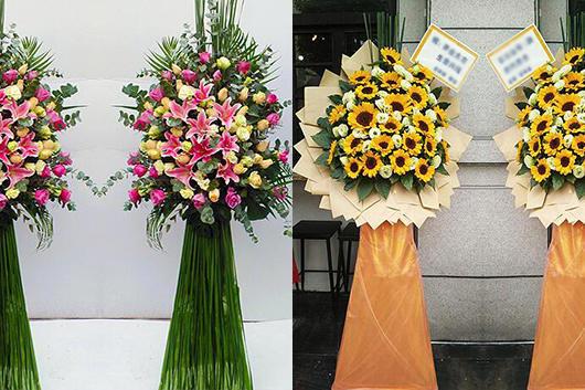 搬家送什么花比较好-太阳花向日葵花篮