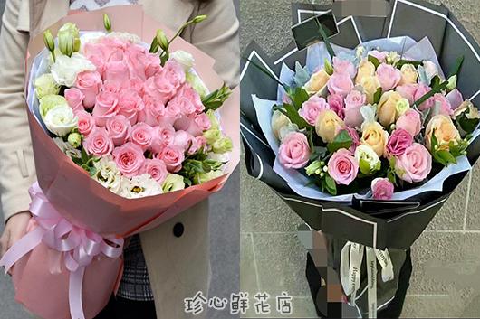 给产妇送什么东西好-送玫瑰花礼品