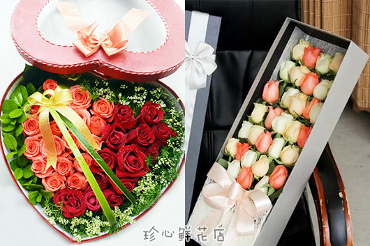 怎么同城送花花店的玫瑰礼品