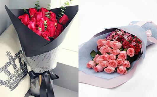 可以送花的网站珍心鲜花的玫瑰花