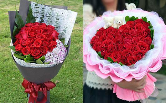 求婚一般要多少玫瑰花-99朵合适