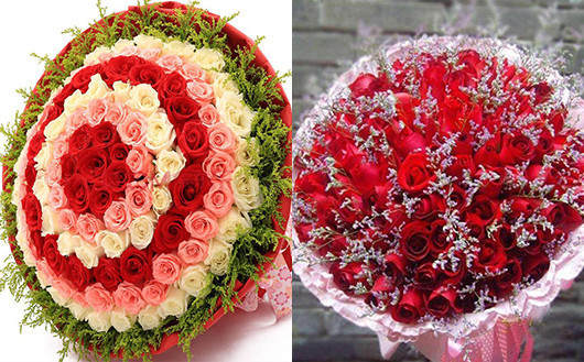 求婚必备-要求婚这些玫瑰花束是很好的帮手