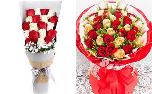 异地鲜花派送各地免费送花