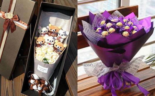 送鲜花服务特色鲜花礼品