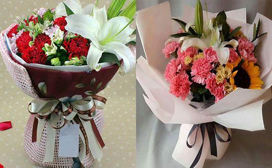 教师节花店送教师的鲜花礼品