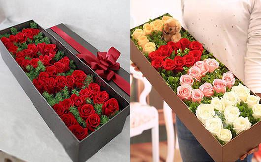 情人节玫瑰花多少钱-越早订购越优惠