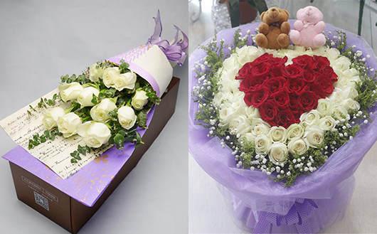 情人节送花好吗-送花要抓紧在情人节送