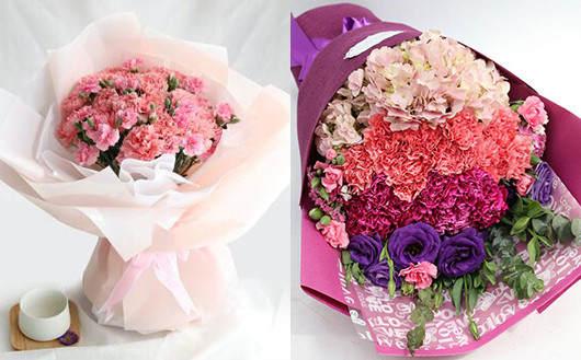 预订鲜花康乃馨花束
