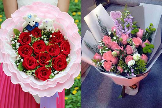 订鲜花店可订各类玫瑰花