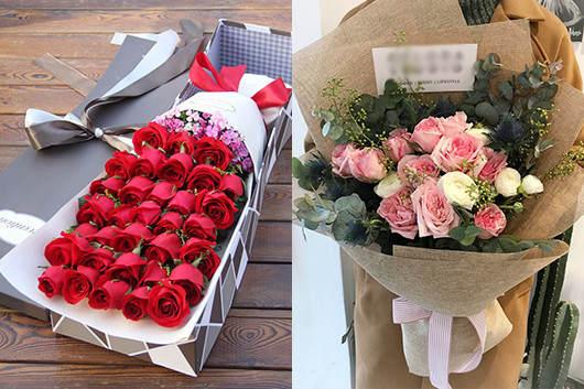 网上异地送花服务-玫瑰系列出品