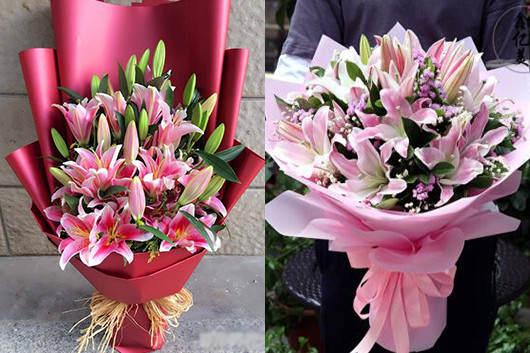 花店鲜花出品实拍-订花网哪个好