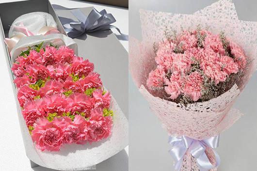 孕妇送什么花-送康乃馨赠祝福