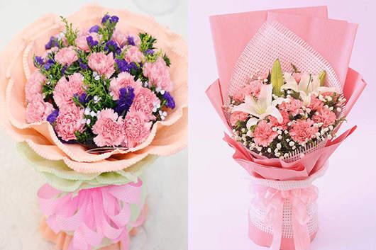 送产妇什么花合适-非常适合送给产妇的康乃馨花束礼品