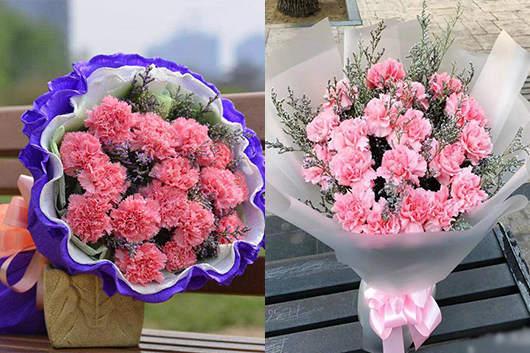 看产妇买什么花-康乃馨鲜花礼品是首选