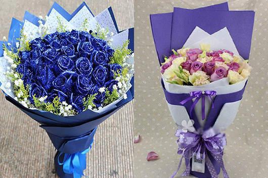 异地怎么订鲜花-玫瑰花束当天送达