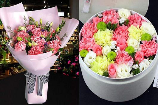 怀孕送什么花-送怀孕的人的鲜花礼品