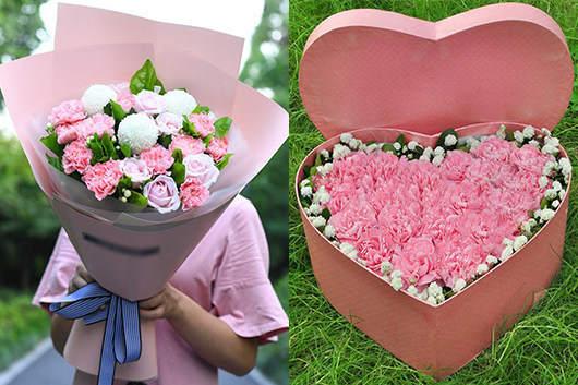 送给产妇的花-送康乃馨合适