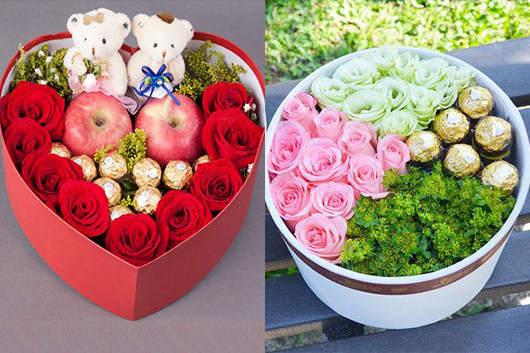同城鲜花网-买特色的鲜花礼盒