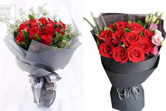 情人节买花多少钱-不贵的红玫瑰