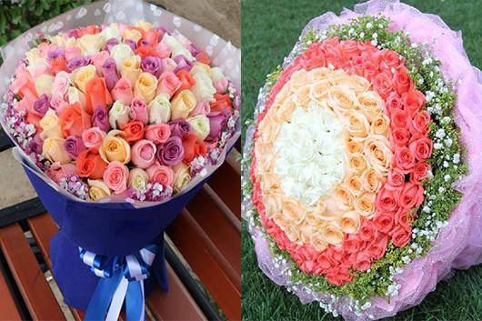 求婚多少支玫瑰-用108朵玫瑰感动女朋友