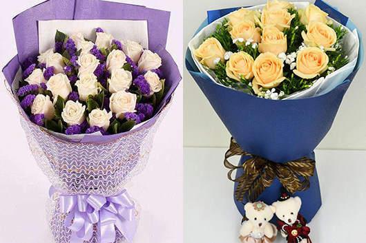 """情人节表白送什么花:总拿""""好人卡"""",确定花没送错?"""