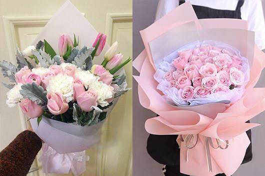 送孕妇什么礼物好-送孕妇粉玫瑰