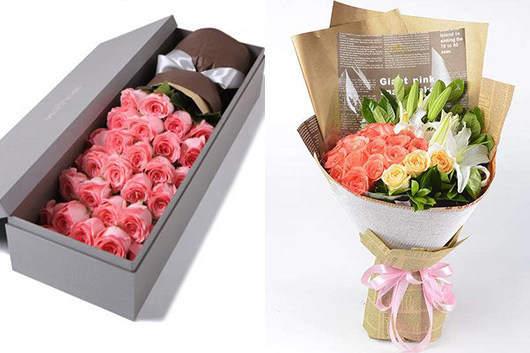 全城送花玫瑰花送上门