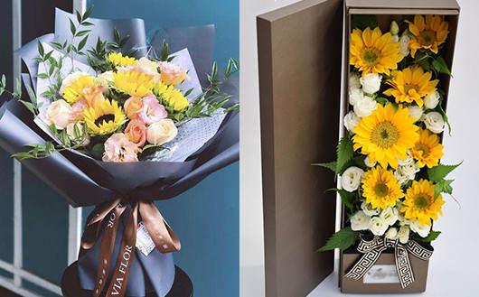 送产妇的礼物-送向日葵给产妇作为礼物最为合适