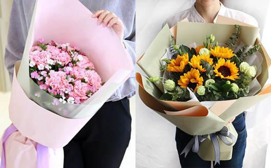 送产妇什么礼物最合适-康乃馨和向日葵都是最好的选择