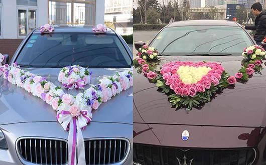 订鲜花店婚礼用花