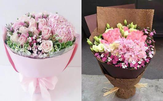 网购花卉哪里最好-新颖款式的花束