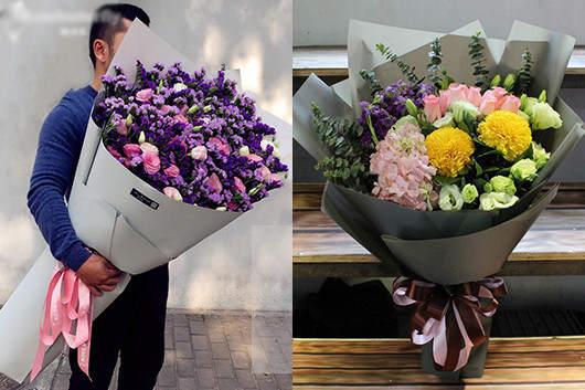 怎样给异地的朋友订花-找花店订花