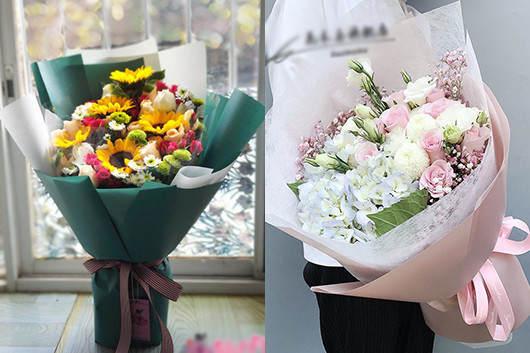 送什么礼物给孕妇最好-送让她快乐的鲜花礼物