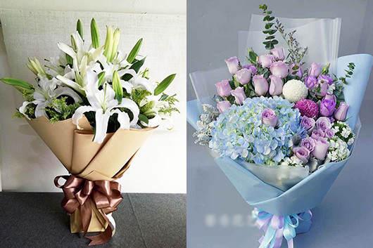 送产妇什么花-花店送花