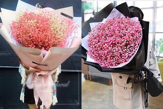 满天星鲜花礼品全国送花