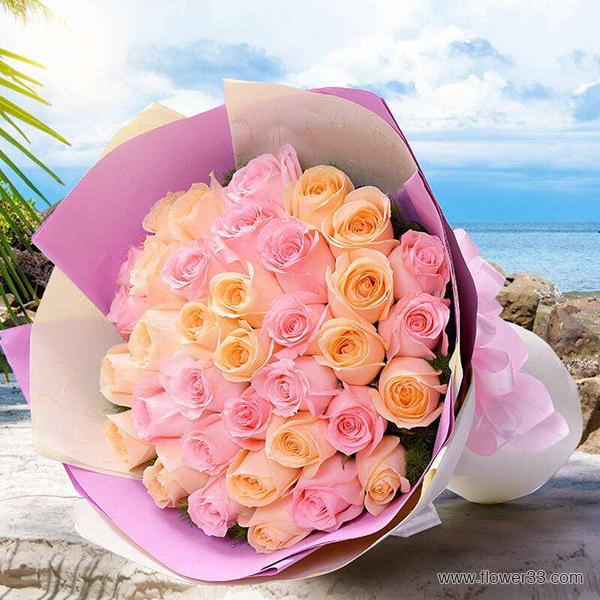 美丽传说 - 精美鲜花礼品