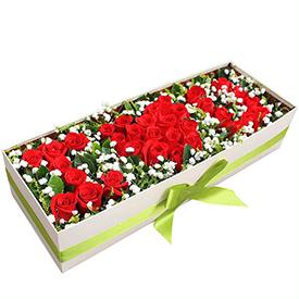 表白用什么花-充满仪式感的爱情玫瑰花
