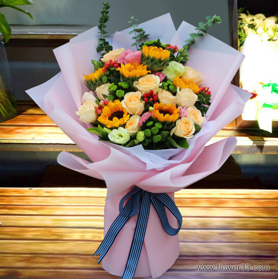 幸福花开 - 网上订购鲜花