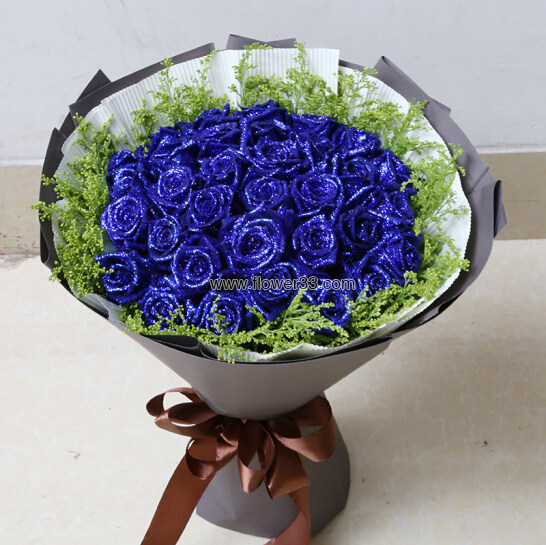 甜蜜相思 - 给爱人送鲜花