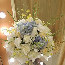 小浪漫装饰花