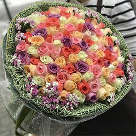 至少还有我 - 同城订花送花